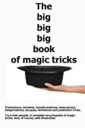 The big big big book of Magic tricks