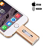 Extolgyy USB 3.0 Type-C OTG USB Flash Drive Memory Stick 2in1 for Android//PC 16GB
