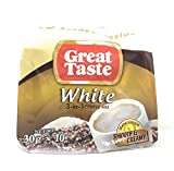 Great Taste White 3-in-1 Coffee Mix Smooth & Creamy 10.5oz, 2 Pack