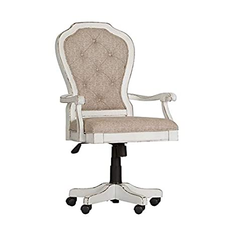 Admirable Amazon Com Liberty Furniture Magnolia Manor Jr Executive Ibusinesslaw Wood Chair Design Ideas Ibusinesslaworg