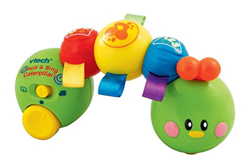 VTech Baby Roll and Sing Caterpillar -