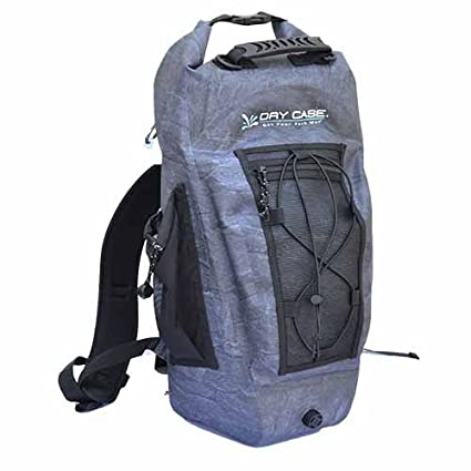 46902b93ad Amazon.com   DryCase BP-20 DryCASE Waterproof Backpack Basin Darksky ...