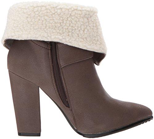 Shoes Chic Boots Women's Soul Brown of nqYwq8rO7