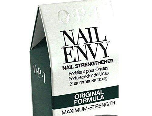 Nail Envy Original Formula Nail Treatment Strengthener Maximum Strength : 0.5 oz/ 15 ml (Nails Formula)