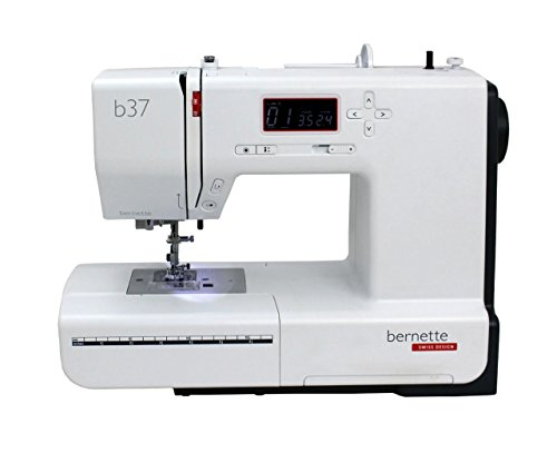 Bernette 37 Swiss Design Computerized Sewing Machine with Bonus Bundle