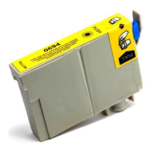 ACM Epson 69 Remanufactured Yellow 8ML Inkjet Cartridges