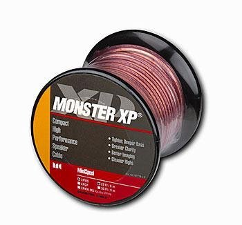 Monster Cable 20' 16-Gauge Mini-Spool (Speaker Gauge Monster 16 Cable)