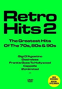 Retro Hits, Vol. 2: The Greatest Hits of the 70s, 80s & 90s
