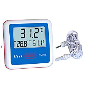 Compra DHM-tester Pantalla Digital Termómetro TM805 Refrigerador ...