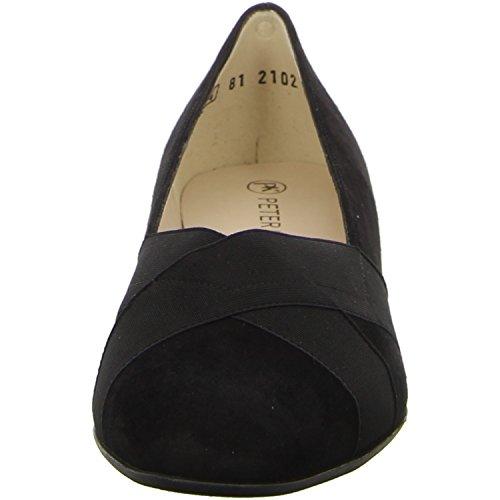 Peter Kaiser Women's Loafer Flats Black e7bEW0d