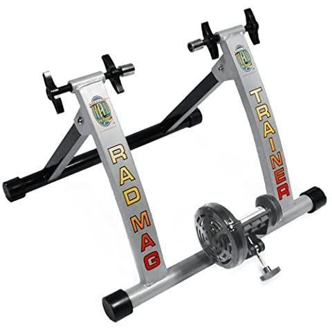 RAD Cycle Products Indoor Portable Magnetic Work Out Bicycle Trainer (Trainers Bike Cycleops)