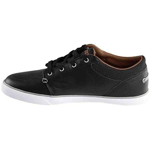 Lacoste Mens Bayliss Vulc 317 1 Sneaker Black/Grey bNtRKi0U5