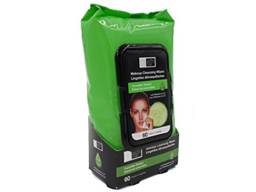 51842 Cucumber Extract Makeup Wipes