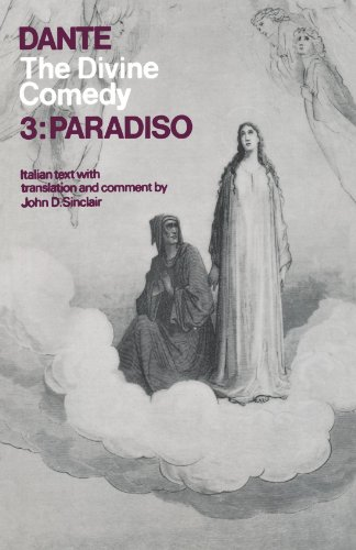 The Divine Comedy: Volume 3: Paradiso (Galaxy Books)