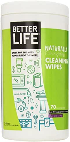 Multi-Surface Wipes: Better Life All-Purpose Cleaning Wipes