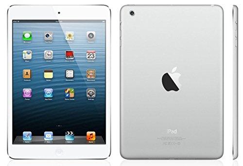 Apple iPad Mini 2 with Retina Display 16GB Wi-Fi + Cellular, Silver (Refurbished)