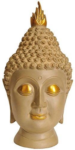 Exotic India ZCB30 Thai Buddha Head by Exotic India