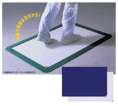 粘着式除塵マット 衛生マット「IVYマット」 9200(通常粘着タイプ) 600mm×900mm×30枚積層×10セット(白) B00949LPDY 15400