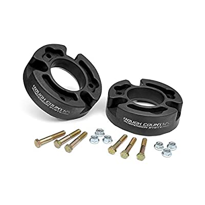 "Rough Country 2.5"" Leveling Kit (fits) 2004-2008 F150 ( F-150 ) Suspension System Increased Ground Clearance 570: Rough Country: Automotive"
