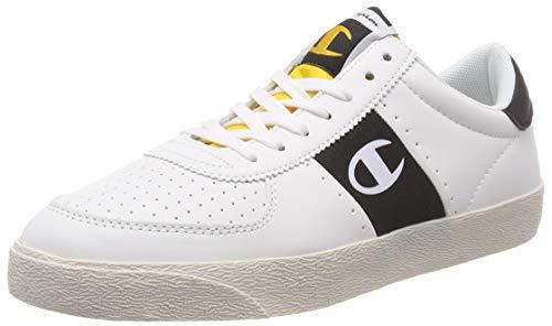 Course Blanche Venise Basse Moutarde Coupe Ww001 Pour Spciale Chaussure Noir blanc Champion Pied aRY8Onnq