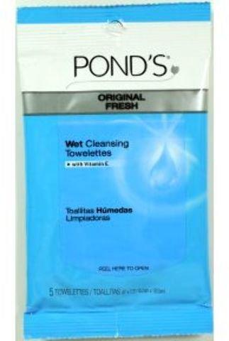 Ponds Makeup Remover Towelette [24 Pieces] *** Product De...