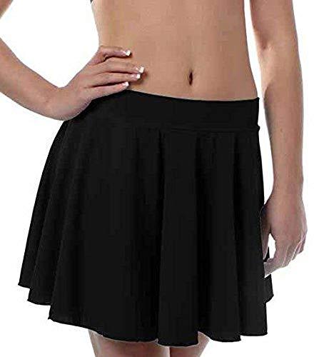 Girls Irish Dance Skirt Large Black by B Dancewear Child ()