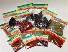 Mexican Herb & Spice Medley, 15 items