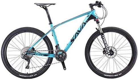 SAVADECK8.2 Carbono Bicicleta montaña 27,5