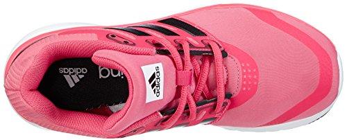 adidas Brevard - zapatillas de running de material sintético mujer rosa - Pink (Semi Solar Pink/Core Black/Solar Pink)