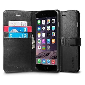 Amazon.com: Spigen Wallet S iPhone 6 Plus Case with