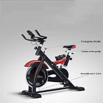 ZoSiP Bicicletas Spinning de Interior Ejercicio Aeróbico Tranquila ...
