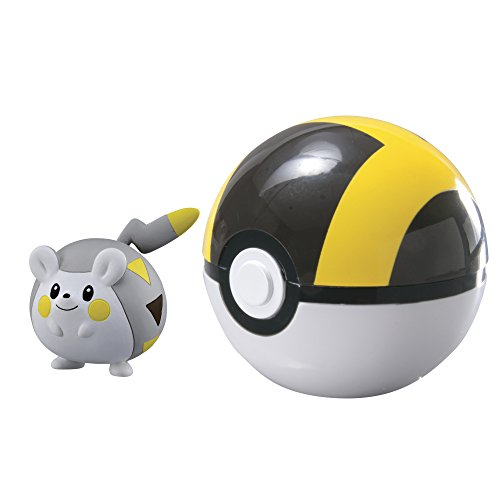 Clip 'n' Carry Poké Ball, Togedemaru and Ultra Ball