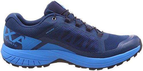 Salomon XA Elevate GTX, Scarpe da Trail Running Uomo Blu (Poseidon/Hawaiian Surf/Black 000)