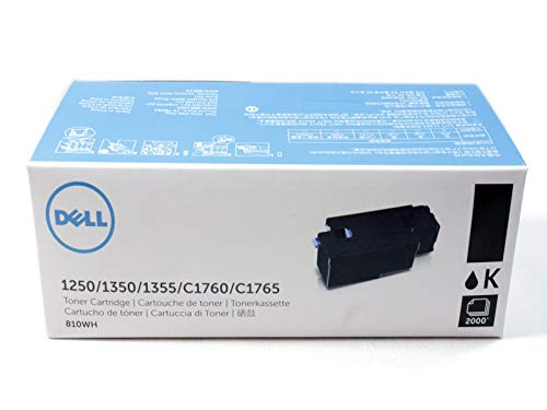 Dell 810WH Toner for Select Dell Printers, ()