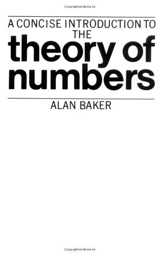 CONCISE INTRO.TO THEORY OF NUMBERS