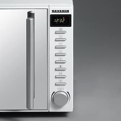 Severin 7844 - Microondas de 20 Litros con Grill: Amazon.es: Hogar