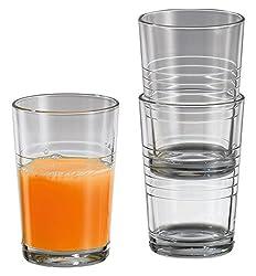 Gläser für Tonic