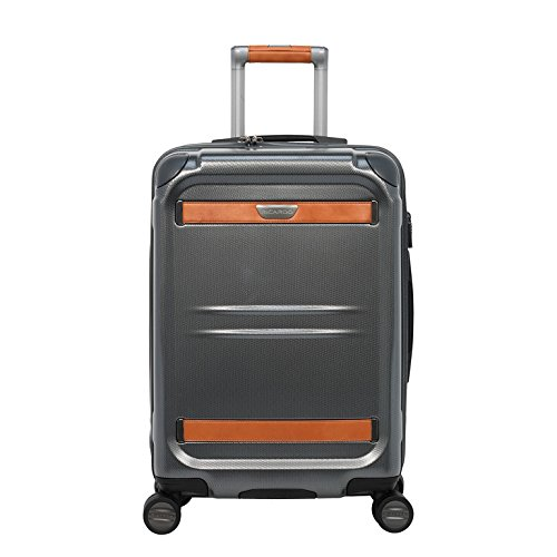 Ricardo Beverly Hills Suit - Ricardo Beverly Hills Ocean Drive 21-Inch Spinner Carry On Luggage, Silver