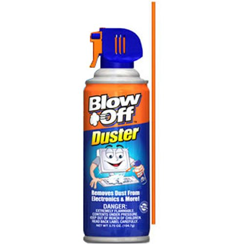 Max Professional MB111229 Blowoff Air Duster Cleaner 12