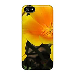 Cynthaskey GJEsZwb1553evnwA Case Cover Skin For Iphone 5/5s (golden Poppies) by lolosakes