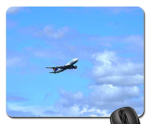 Mouse Pads - Aircraft Fly Sky Wing Aviation Flyer