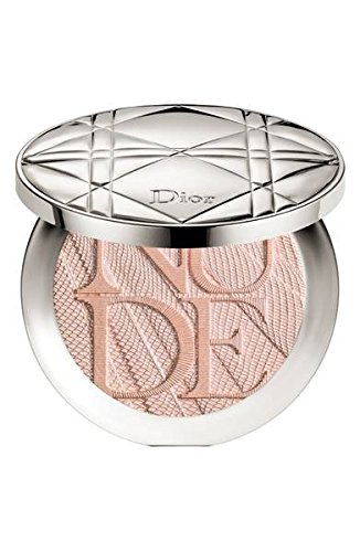 DIORSKIN NUDE AIR LUMINIZER : GLOW ADDICT EDITION - SPRING LOOK 2018 LIMITED EDITION # 001 HOLO PINK by Dior (Image #2)