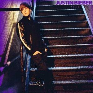 Justin Bieber 2012 12x12 Square Wall (Trade) Calendar [Calendar]