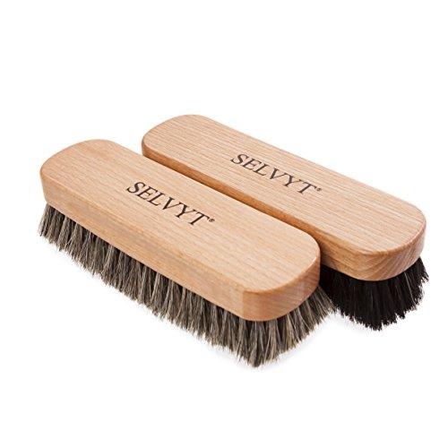 Selvyt Men's Shoe Care Veneered Valet Gift Box One Size Walnut by Selvyt (Image #5)