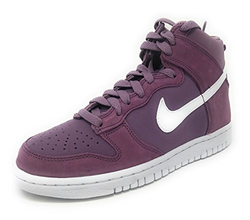 NIKE Dunk High (GS) Violet Dust/White