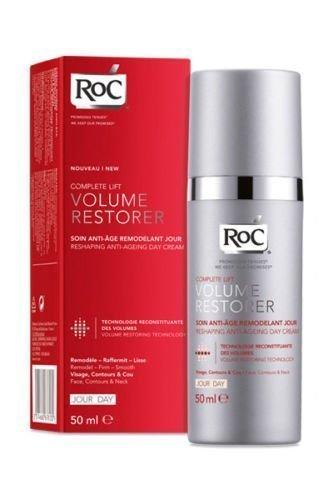 Roc COMPLETE LIFT Volume Restorer DAY CREAM 50ml Anti Ageing , Firming &...