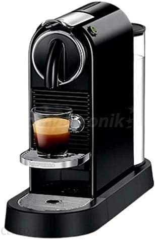 Nespresso D113 Citiz - Máquina de cápsulas de alta presión y regulación perfecta del calor, función de ahorro de ...