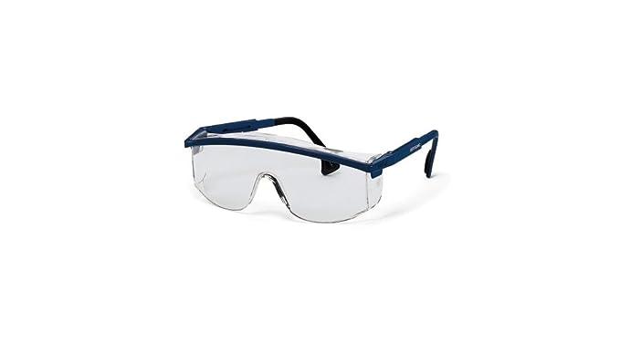 Lunette de protection avec branches réglables et sur-lunettes UVEX ... 320518aa969d