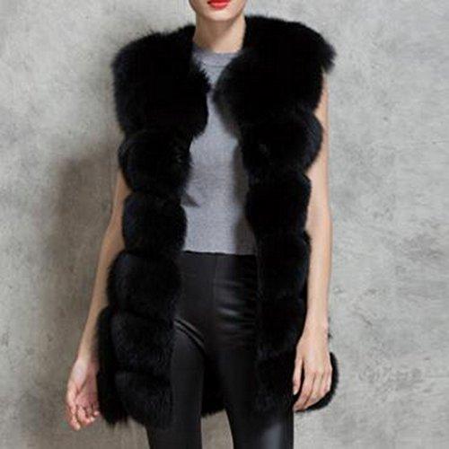 Kunstpelz mantel ebay