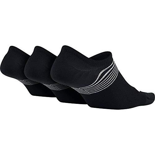 Bianco nero Calzini Women 3ppk nbsp;– nbsp;confezione Nike White Per 3 nbsp;paia Lightweight Train black Donna PwRnA6